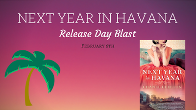Next Year In Havana Release Day Blast & Giveaway