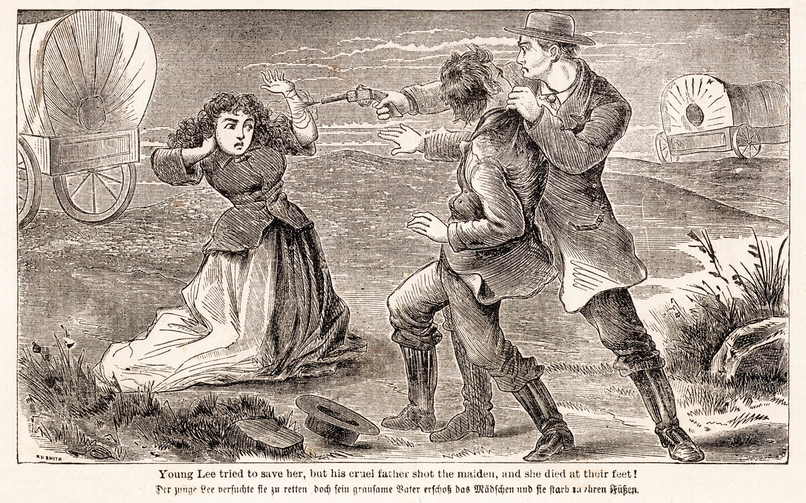 mountain meadows massacre The mountain meadows massacre of 1857 remains one of the most controversial events in the history of the american west, and it is called the darkest deed of the 19th century.