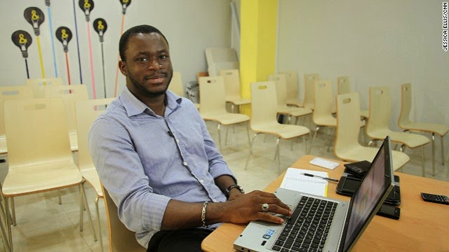 Gossy Ukanwoke, Founder of Nigeria's first private online university