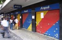 Empresas brasileiras que faliram - Lojas Arapua