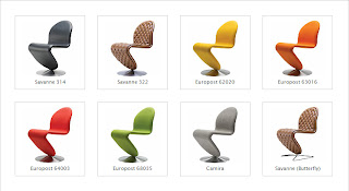 Verner Panton, poltrona bassa, System 1 2 3 lounge chair, rivestimento, tessuto, pelle