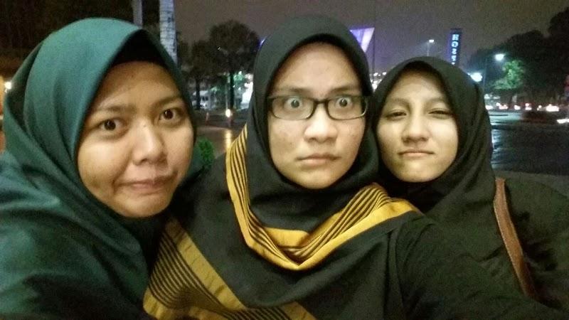 Cabaran7Hari InstaBlog: Selfie Paling Comel