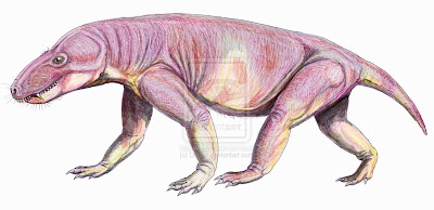sylacosauridae Glanosuchus