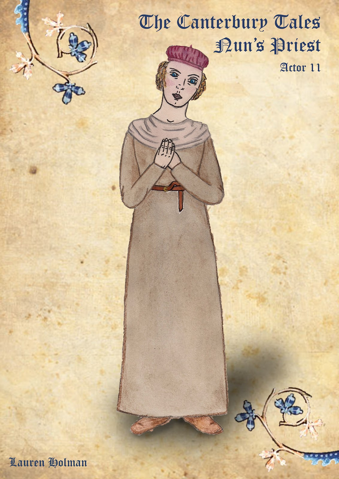 the canterbury tales the nun Brandon felder the nun the church probably provides the nun with everything she needs such as food, water, shelter, etc, because of her devotion to the church.