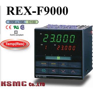 Bộ điều khiển nhiệt độ RKC REX-F900