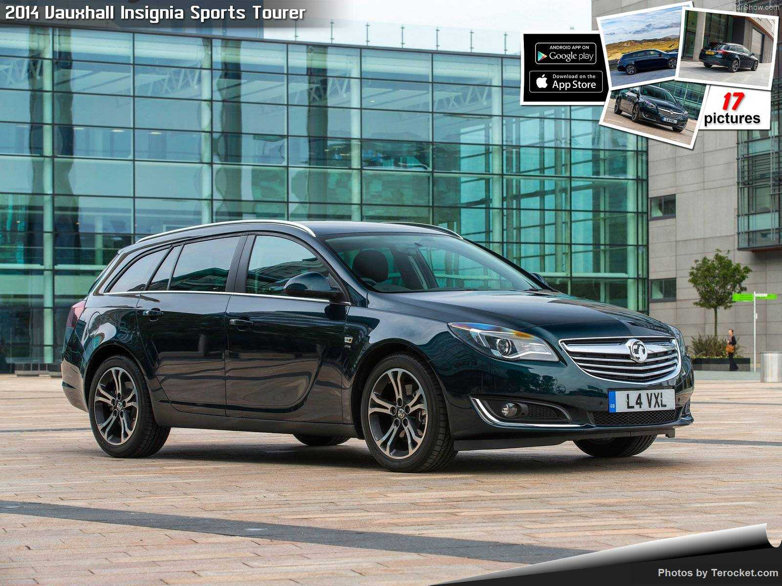 Hình ảnh xe ô tô Vauxhall Insignia Sports Tourer 2014 & nội ngoại thất