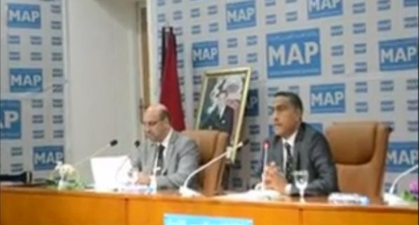فيديو ملتقى الأمين العام للاتحاد المغربي للشغل بوكالة المغرب العربي للأنباء