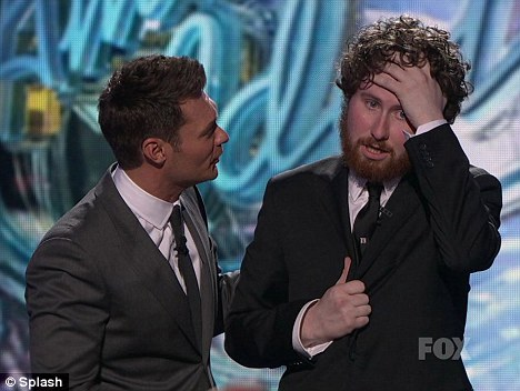 american idol casey save. And Casey Abrams was very