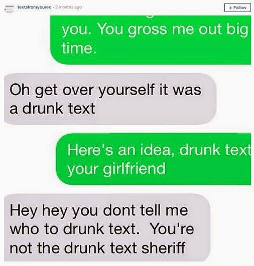 how to win a girl back over text