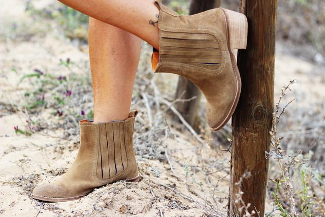 Tabatha Shoes - Calzado Nacional - Piel - Botines Camperos