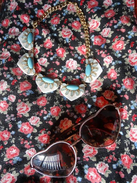 Heart Shape Sunglasses | House Of Jeffers | www.houseofjeffers.com