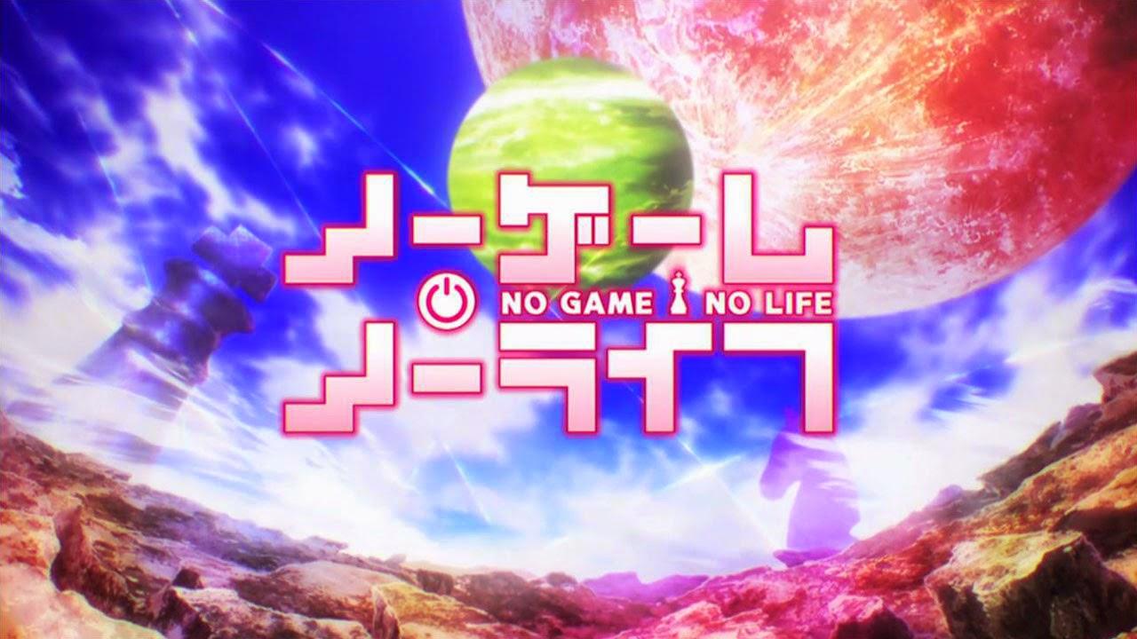 No Game No Life Subtitle Indonesia [Batch]