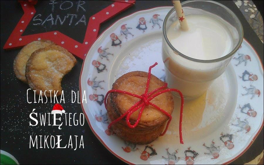 Ciastka dla Św. Mikołaja.