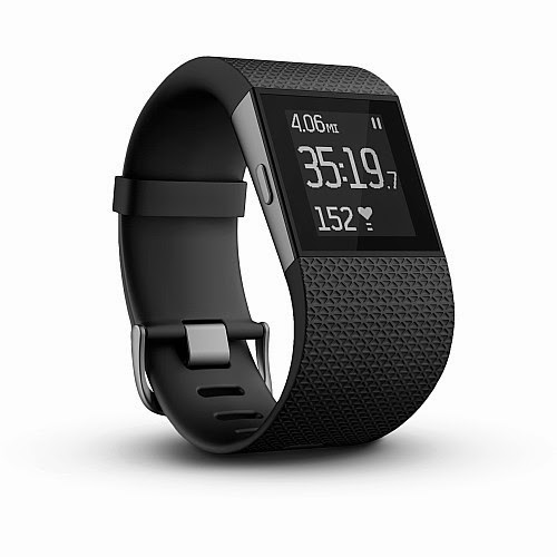 Sport authority coupon 25%: Fitbit Surge GPS Fitness Watch