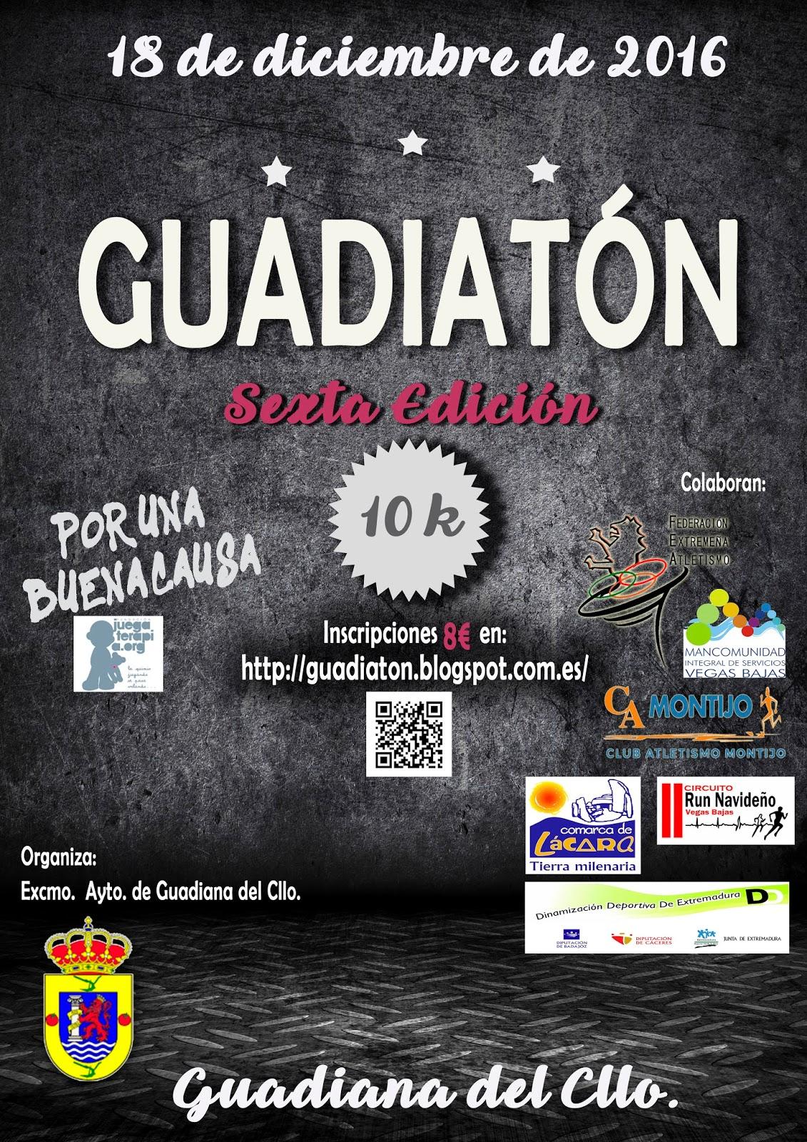 GUADIATÓN SEXTA EDICIÓN