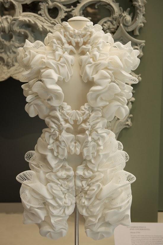 3D Printed Cloth