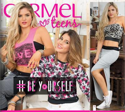 Carmel Teens Campaña 14 2015