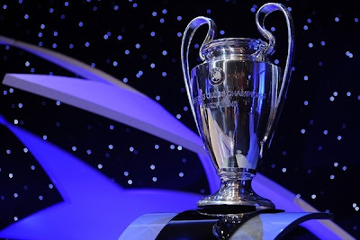 Champions League Trophy - Barcelona Sights Blog