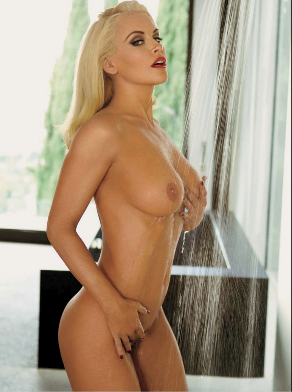 Jenny Mccarthy Playboy Usa July
