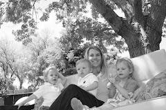 Heather & Her Three Kiddos