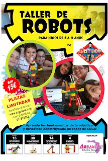 Taller de robótica con Lego Wedo