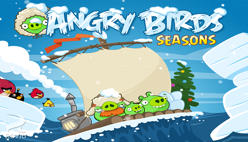 Angry Birds Seasons Android Game Download Full Free apk.
