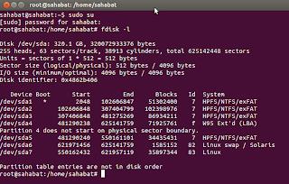 Cara Mengembalikan Grub Ubuntu Karena Tertimpa Windows