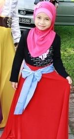 Kids Maxi Skirt