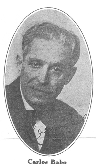 Carlos Babo, Escritor