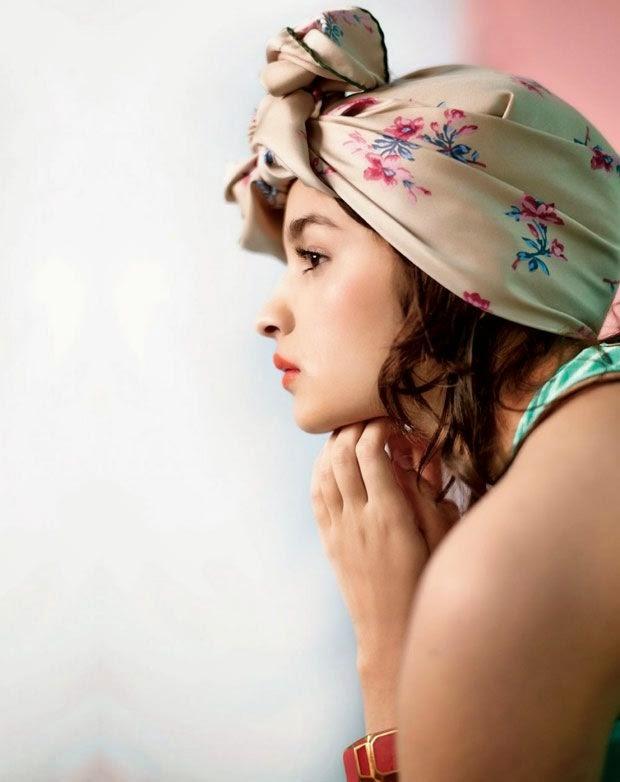 Alia Bhatt Sizzling Photo Shoot