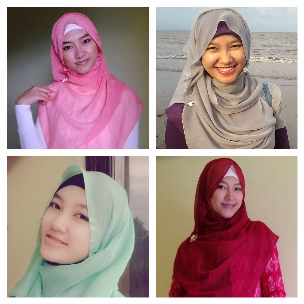 Hannys Hideout Impromtu Hijab Tutorial Post