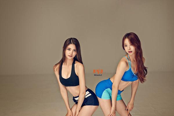 Junghwa Solji Prinkle