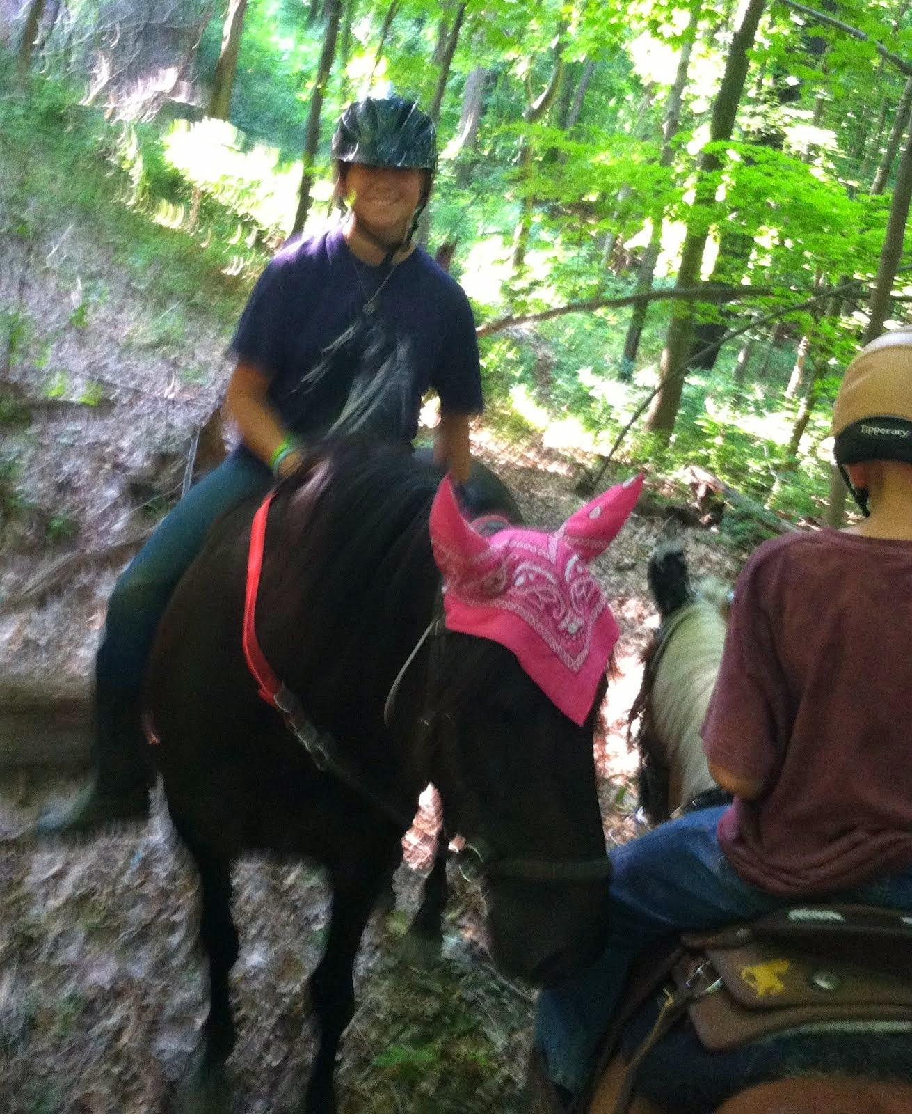 Angelina Aleta & Sonador her horse