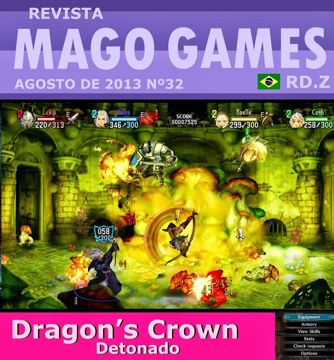 Mago Games Detonados