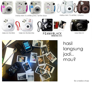 kamera polaroid fuji instax murah