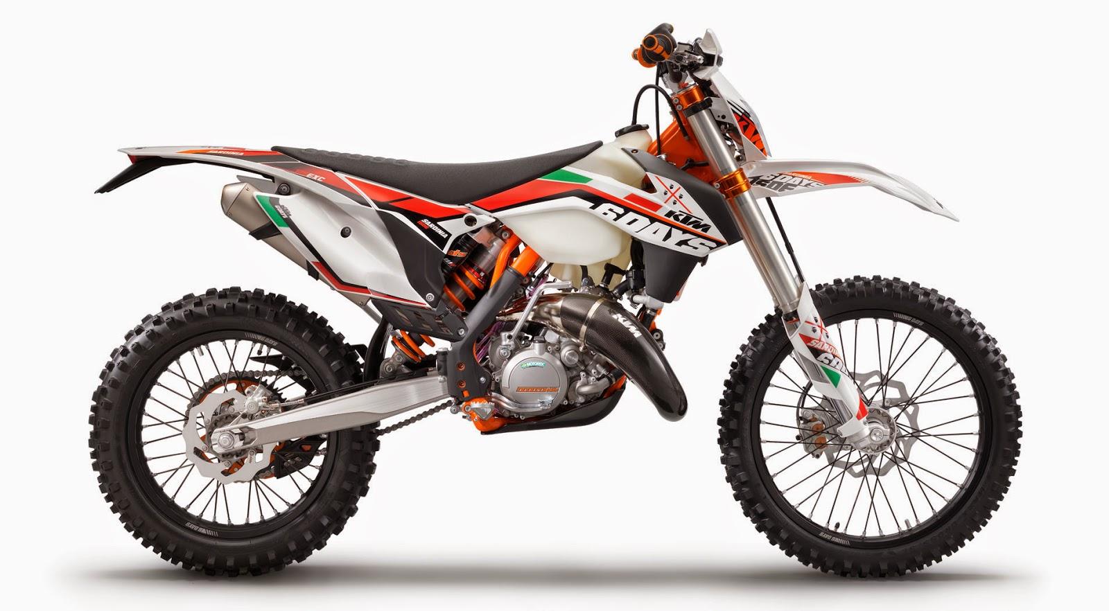 KTM 250 EXC Used Bikes