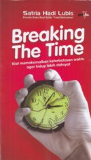 rumah buku iqro breaking the time buku islam