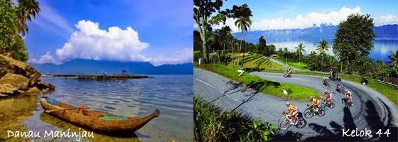 Tempat Wisata Danau Maninjau Agam