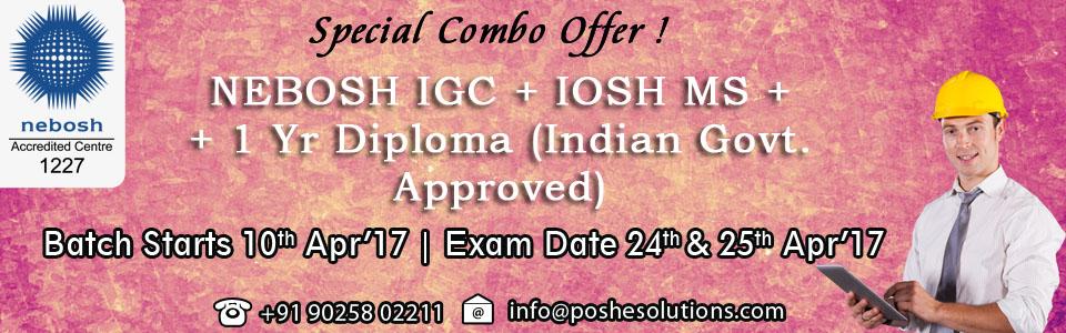 Nebosh Course in Chennai | Nebosh IGC