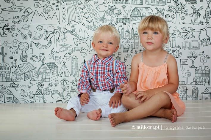 Sesja fotograficzna dziecka, zdjęcia niemowląt, fotografia dziecięca, sesje fotograficzne Poznań, fotograf Joanna Jaśkiewicz