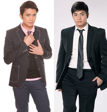 Vhong Navarro and Coco Martin Capture Lead in '100 Sexiest Men in the