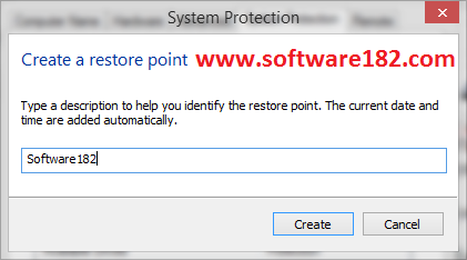 Cara Membuat Restore Point di System Restore Windows