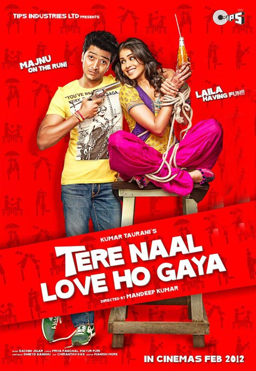 Tere Naal Love Ho Gaya HD-Video Songs and Poster