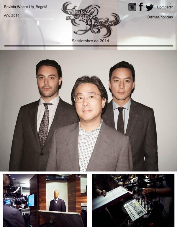 Ermenegildo-Zegna-película-A-ROSE-REBORN-conjunto-Director-Park-Chan-Wook