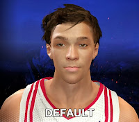NBA 2K14 Chandler Parsons Ugly Face