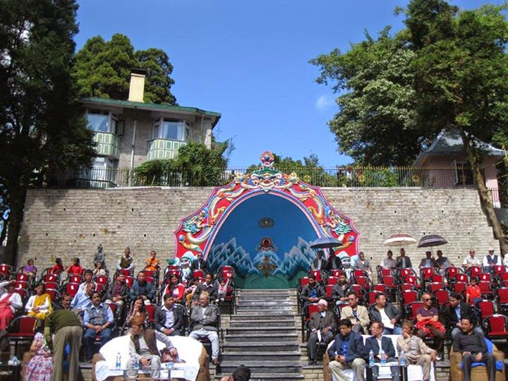 Open Air Theater at Darjeeling Chowrasta