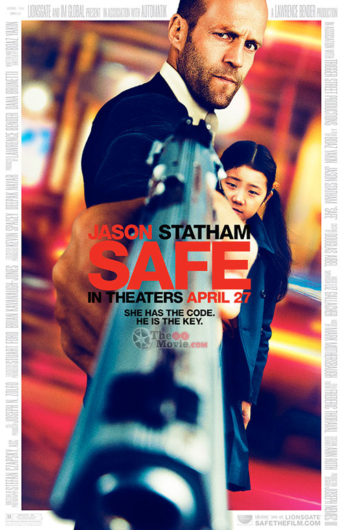 Download Movie : Safe (I) (2012)