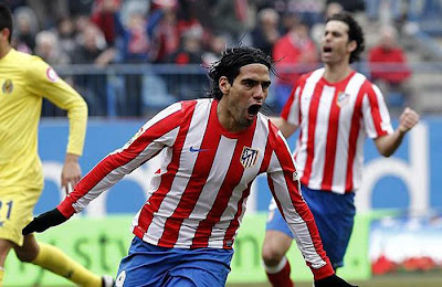 Atletico Madrid 3 - 0 Villarreal (1)