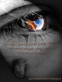 menangis, air, mata, keinsafan, taubat, terima, Allah, islami, renungan, insaf