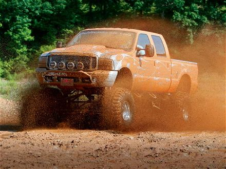 4x4 Ford Trucks Mudding Ford Mudding Trucks Never Know